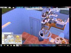 The Sims 4 House Building CC. ITA. STUDIO-APPARTAMENT