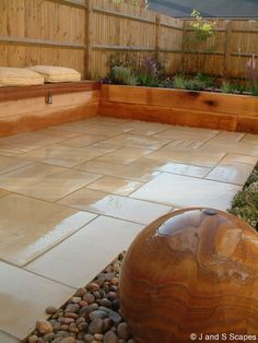 10-polished-sandstone-ball-water-feature-j-and-s-scapes