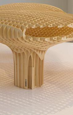 """Metropol Parasol"" by Jürgen Mayer H. Architects,"
