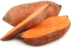 5 recipes with Sweet Potatoes