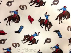 Retro horse riding boots rope by JeAdore Horse Riding Boots, Fabric Board, Country Quilts, Novelty Fabric, Horse Barns, Diy Party Decorations, Arts And Crafts Supplies, Southern Style, Fun Projects