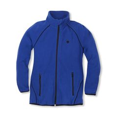 Youth Sizes Blue Zip Up Fleece Jacket - $29.95 (while supplies last only)