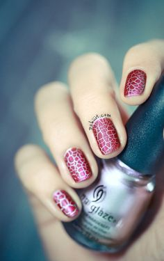 Red Crackle