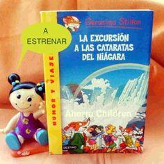 Libro Gerónimo Stilton 4.95€ NUEVO www.ahorrochildren.es