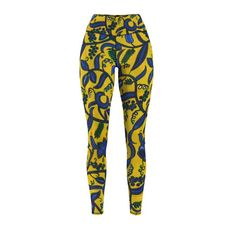 Ankara Designs That Will Make You An Event Queen African print skinny pants African American Fashion, African Fashion Ankara, Fashion Pants, Fashion Outfits, Fashion Blogs, Fashion Styles, Womens Fashion, Mens Fashion Website, Ankara Blouse