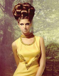Hair: Marjorie Clarke Photographer; Richard Dubois Makeup: GianCarlo Intini