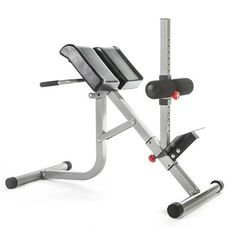 BodyCraft Hyper-Back Extension Bench - Weight Benches, Chairs For Sale, Workout Rooms, Fitness, Exercise Rooms