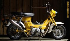 cool Honda Chaly