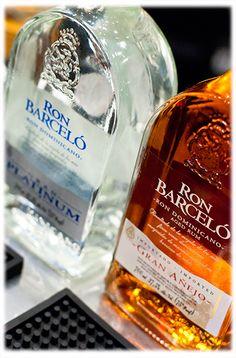 RumFest 2015 - Ron Barcelo Platinum & Gran Anejo Rum Aged Rum, Whiskey Bottle, Drinks, Photography, Drinking, Beverages, Photograph, Fotografie, Drink