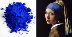 Some scientists believe that the earliest humans were actually colorblind, and had no concept of the color blue.