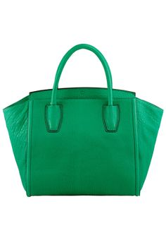 Green with envy: emerald accessories to add to your spring look.