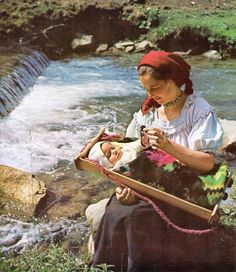 Romanian folk traditional clothing Part 2 History Of Romania, Romanian People, City People, Folk Clothing, Still In Love, Folk Fashion, Folk Costume, Historical Costume, Eastern Europe