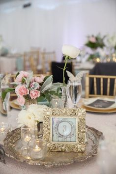 #french #wedding #centerpiece ideas