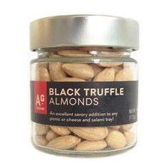 A.G. Ferrari Black Truffle Almonds (12x4 OZ)