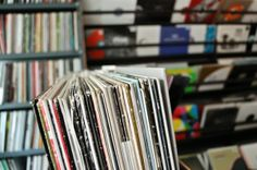 Lost & Found, here is the short list of local record stores that still exist here in Michigan.