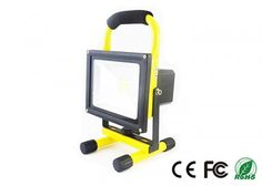 hand carry portable 20w led work light for loading place led flood lights