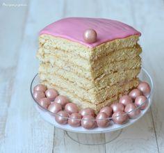 Pourquoi je grossis ... : Rosen torte ~ Layer biscuit aux noix.