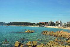 Playa / Platja de Fenals  http://ift.tt/1O9fPdG #costabrava #redcostabrava…
