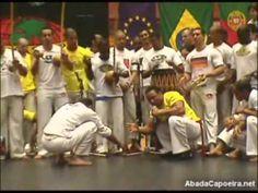 ▶ mestre charm e mestre camisa abada capoeira