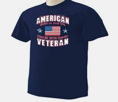 Military American Veteran Served With Honor Made In America T-Shirt