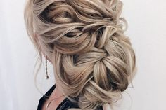 Wedding Hairstyles for Brides With Long Hair, wedding hair inspiration,wedding hair ideas,prom hair