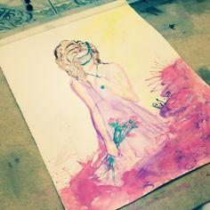 Aquarela #watercolor