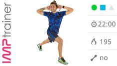 Allenamento Total Body Con Esercizi Per Dimagrire e Tonificare - YouTube