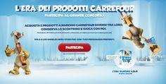 L'era dei prodotti Carrefour, vinci Los Angeles!