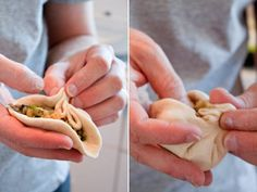 Fall Recipe: Vegetarian Steamed Buns