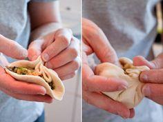 Fall Recipe: Vegetarian Steamed Buns