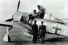 Focke Wulf Fw-190A6 General der Jagdflieger white 2 Adolf Galland 1943