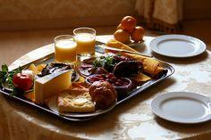 Breakfast in Venice (chef:  David Kocieniewski)