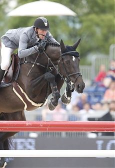 Shanghai 2014 Gallery - LONGINES GLOBAL CHAMPIONS TOUR - Kevin Staut and Oh d'Eole win the final class in Shanghai