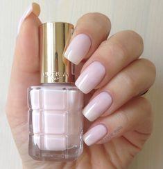 Smalto L'Oreal Color Riche 114 Nude Demoiselle