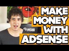 5 stupidly simple steps to making money with adsense... https://www.youtube.com/watch?v=GOM7ftG7s3U