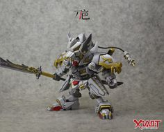GUNDAM GUY: SD Gundam EX-STANDARD Gundam Barbatos - Customized Build
