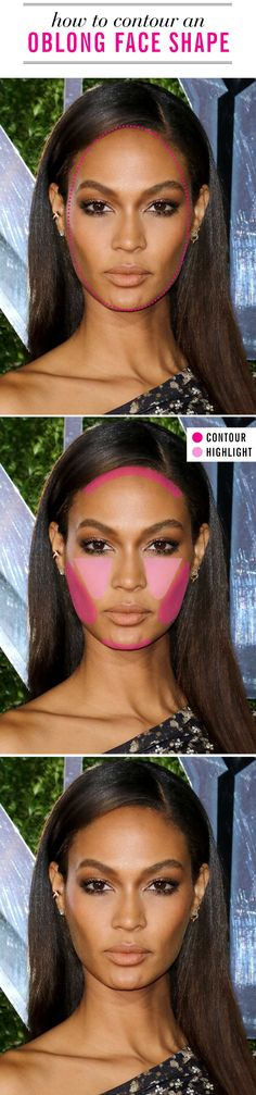 The right way to contour for EVERY own face shape: