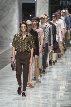 Fendi Spring 2018 Men's Fashion Show Atmosphere - The Impression