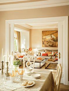 Ilusión renovada en un piso familiar · ElMueble.com · Casas