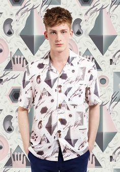 ASOS and It's Nice That: Hawaiian Shirts