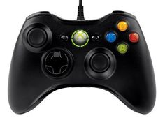 Controller for Windows. Ergonomically shaped control that lets you play during periods lasrgos on your PC or Possesses thumb controls, triggers and a pad of 8 points. Best Amazon Deals, Xbox 360 Console, Xbox 360 Controller, Xbox 360 Games, Computer Accessories, Accessories Online, Gaming Computer, Xbox One, Xbox