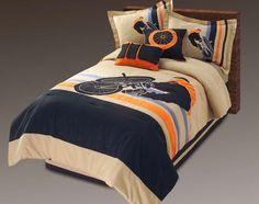 Zach 39 s bedroom ideas on pinterest bmx boys comforter for Bmx bedroom ideas