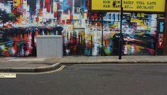 Dan Kitchener (2015) - Hartland Road, London (UK)
