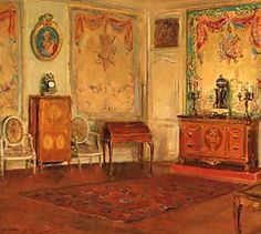 Impressions of Interiors : Walter Gay - Paperblog