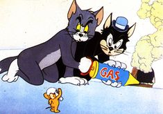 """Tom and Jerry """"Trap Happy"""""""