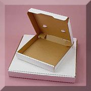 """Pizza Boxes as wet paint carriers   10"""" case of 50   $20.93"""