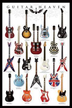 Guitar Heaven - A Collectors Paradise!
