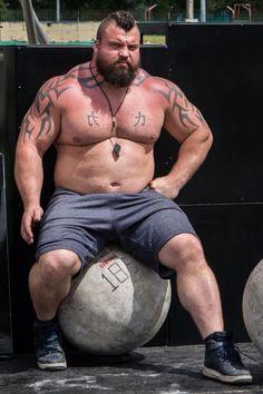 MuscleBull Etraordinaire - Eddie