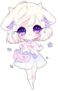 chibi raffle prize for ! I'm so sorry for making you wait so long aaaa I hope you'll like it! Chibi Kawaii, Manga Kawaii, Cute Anime Chibi, Kawaii Art, Chibi Girl Drawings, Cute Kawaii Drawings, Anime Pokemon, Pokemon Cards, Pokemon Team