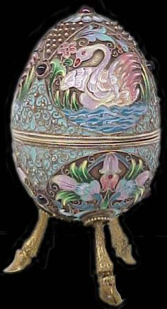 Tsars Of Russia Faberge Eggs | ImperialRussian: Objects from the World of Tsars
